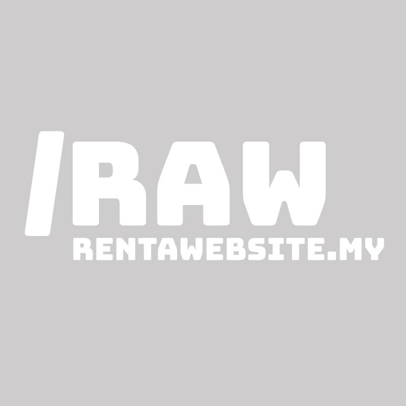 /RAW Mini Site